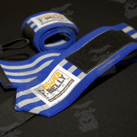 PBG Death Row Wrist Wraps